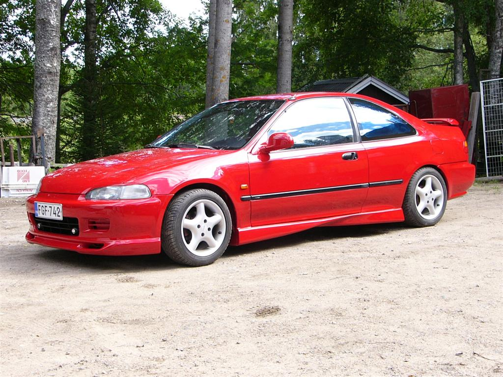 Honda civic coupe 94 for 94 honda civic
